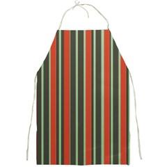 Festive Stripe Apron