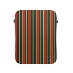 Festive Stripe Apple iPad Protective Sleeve