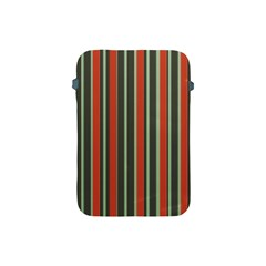 Festive Stripe Apple Ipad Mini Protective Sleeve