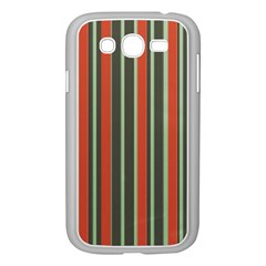 Festive Stripe Samsung Galaxy Grand DUOS I9082 Case (White)