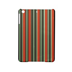Festive Stripe Apple Ipad Mini 2 Hardshell Case