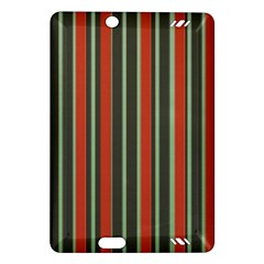 Festive Stripe Kindle Fire Hd 7  (2nd Gen) Hardshell Case
