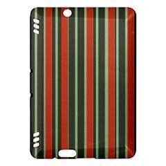 Festive Stripe Kindle Fire HDX 7  Hardshell Case