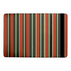 Festive Stripe Samsung Galaxy Tab Pro 10.1  Flip Case