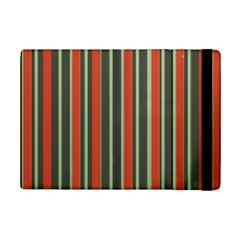 Festive Stripe Apple iPad Mini 2 Flip Case