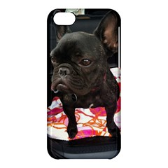 French Bulldog Sitting Apple iPhone 5C Hardshell Case