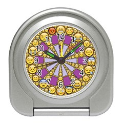 Circle Of Emotions Desk Alarm Clock