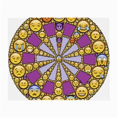 Circle Of Emotions Glasses Cloth (small)