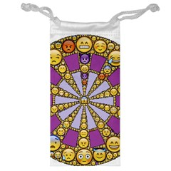 Circle Of Emotions Jewelry Bag