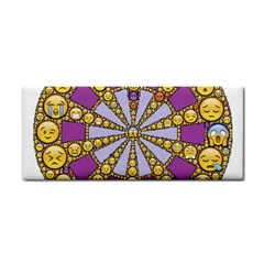 Circle Of Emotions Hand Towel