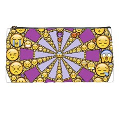 Circle Of Emotions Pencil Case