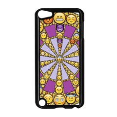 Circle Of Emotions Apple iPod Touch 5 Case (Black)