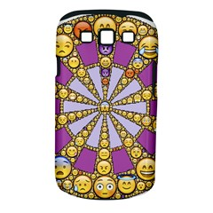 Circle Of Emotions Samsung Galaxy S Iii Classic Hardshell Case (pc+silicone)