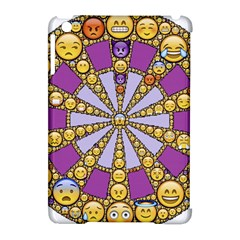 Circle Of Emotions Apple iPad Mini Hardshell Case (Compatible with Smart Cover)