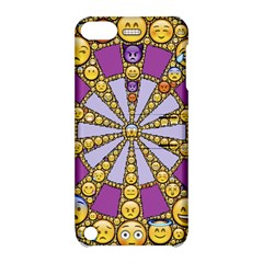 Circle Of Emotions Apple Ipod Touch 5 Hardshell Case With Stand