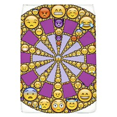 Circle Of Emotions Removable Flap Cover (Large)