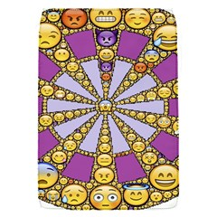 Circle Of Emotions Removable Flap Cover (small)