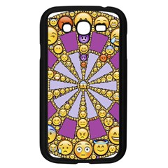 Circle Of Emotions Samsung Galaxy Grand Duos I9082 Case (black)
