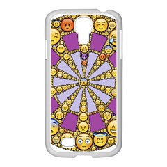 Circle Of Emotions Samsung Galaxy S4 I9500/ I9505 Case (white)