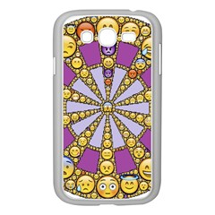Circle Of Emotions Samsung Galaxy Grand Duos I9082 Case (white)