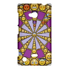 Circle Of Emotions Nokia Lumia 720 Hardshell Case