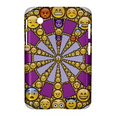 Circle Of Emotions Samsung Galaxy Tab 2 (7 ) P3100 Hardshell Case