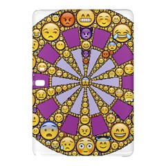 Circle Of Emotions Samsung Galaxy Tab Pro 10.1 Hardshell Case
