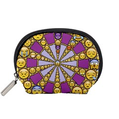 Circle Of Emotions Accessory Pouch (Small)