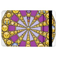 Circle Of Emotions Apple iPad Air Flip Case