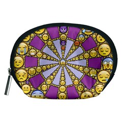 Circle Of Emotions Accessory Pouch (Medium)
