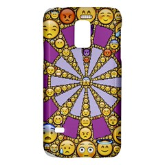 Circle Of Emotions Samsung Galaxy S5 Mini Hardshell Case