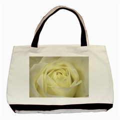 Cream Rose Classic Tote Bag