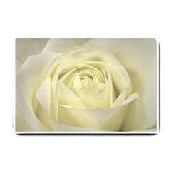 Cream Rose Small Door Mat