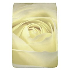 Cream Rose Removable Flap Cover (small)