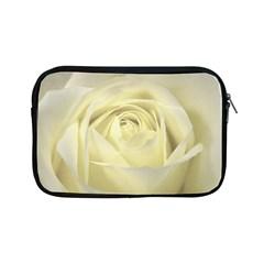 Cream Rose Apple iPad Mini Zippered Sleeve