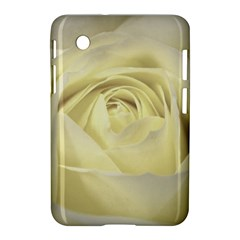 Cream Rose Samsung Galaxy Tab 2 (7 ) P3100 Hardshell Case