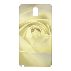 Cream Rose Samsung Galaxy Note 3 N9005 Hardshell Back Case