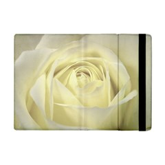 Cream Rose Apple iPad Mini 2 Flip Case
