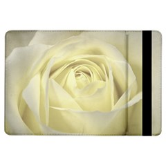 Cream Rose Apple Ipad Air Flip Case