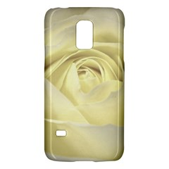 Cream Rose Samsung Galaxy S5 Mini Hardshell Case