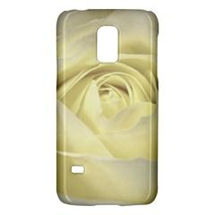 Cream Rose Samsung Galaxy S5 Mini Hardshell Case