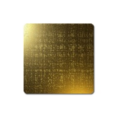 Gold Magnet (square)