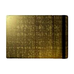 Gold Apple Ipad Mini Flip Case