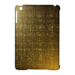 Gold Apple iPad Mini Hardshell Case (Compatible with Smart Cover)