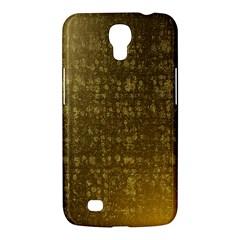 Gold Samsung Galaxy Mega 6.3  I9200 Hardshell Case
