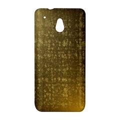 Gold HTC One mini Hardshell Case