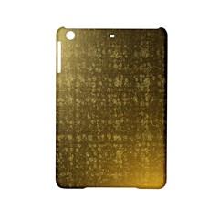 Gold Apple iPad Mini 2 Hardshell Case