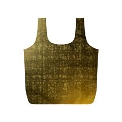 Gold Reusable Bag (S)