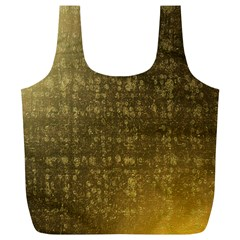 Gold Reusable Bag (XL)