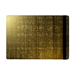 Gold Apple iPad Mini 2 Flip Case